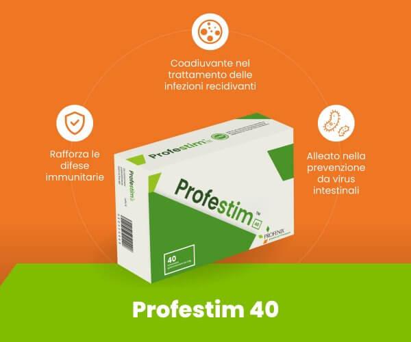 profestim scatola da 40 compresse benefici