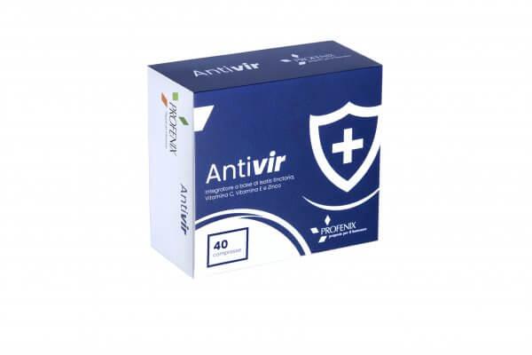 Antivir integratore antivirale per il sistema immunitario